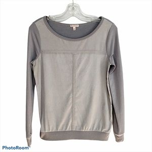 Women's Two Tone Gray Juicy Couture Sweater
